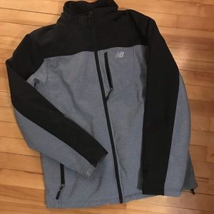 Size M New Balance 3 in 1 light weight jacket